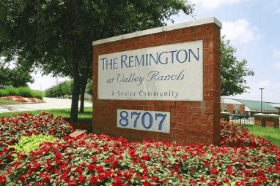 The Remington at Valley Ranch