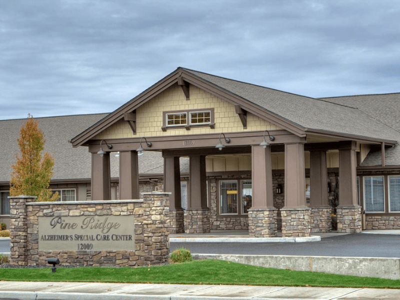 Pine Ridge Alzheimer's Special Care Center