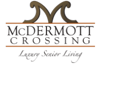 McDermott Crossing Logo