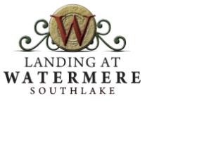 Landing at Watermere Logo