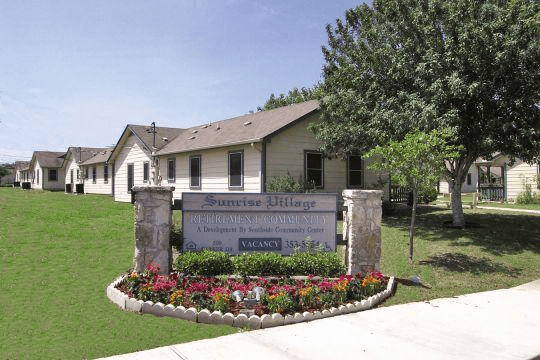 sunrise village san marcos tx senior living choices