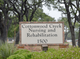 Cottonwood Creek Nursing and Rehabilitation Center