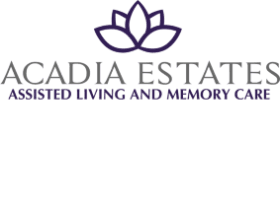 Acadia Estates Assisted Living and Memory Care Logo