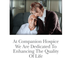 Companion Hospice & Palliative Care