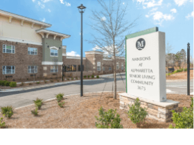 Mansions of Alpharetta Assisted Living