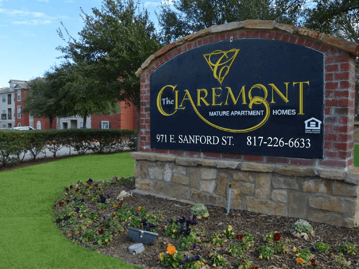 The Claremont Apartments